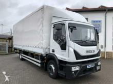 camion Iveco Eurocargo ML140E28 Pritsche/Plane + LBW ACC EU6