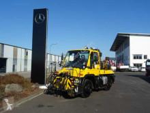 Mercedes Unimog U400 4x4 2 Wege Zargo 800 Tonnen Bahnzul