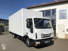 camion Iveco Eurocargo ML75E19 Koffer + LBW Klima Euro 6