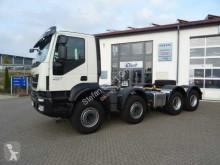 Iveco Trakker 410 8x4 Fahrgestell-Betonmischer Euro 6 truck