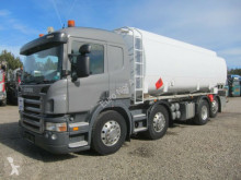 vrachtwagen tank Scania
