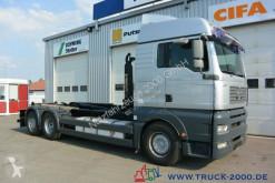 camion MAN TGA 26.440 Hiab XR21S61 21 to.Schaltgetriebe AHK