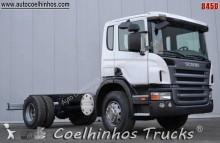 kamión podvozok Scania