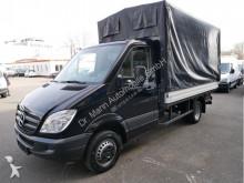 Mercedes Sprinter II Pritsche Plane 513 CDI truck