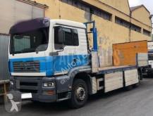 ciężarówka MAN TGA 410 26 Toneladas 3 ejes