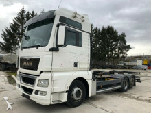 camion MAN TGX 26.440 XXL 6x2 EUR 5 EEV Schaltung Navi