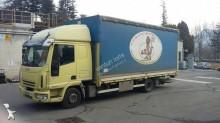 camión lona corredera (tautliner) Fiat-Om