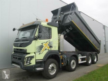 camião Volvo FMX460 8X4 VEB+ HUB REDUCTION