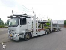 n/a MERCEDES-BENZ - ACTROS 1836 KASSBOHRER EURO 3 + remorque truck