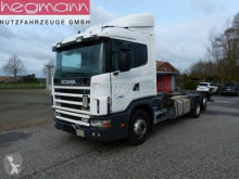 camion Scania 124 420 6x2, Euro 3, Retarder, Opticruise, dE