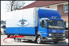 camión Mercedes Atego MB 818 BL LBW, Luft,