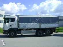 camion Scania P124L420