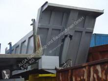 camion Meiller Aufbau, Stahl, 18m³, Hinterkipper, Jet.