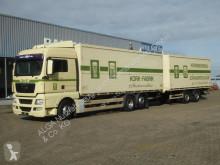 camion MAN 26.400 6x2 LL TGX, kpl. Zug mit Tandem,Tüv Neu