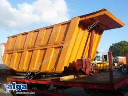 ciężarówka Meiller Kippaufbau Mulde ca.20m3, Stahl, JET, für 3Achse