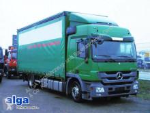camion Mercedes 1841, Actros, lang 7400mm, Gardine, Retarder,Lbw