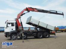 MAN 41.480 TGA, Fassi F480A/580AXP, Funk, Seilwinde truck