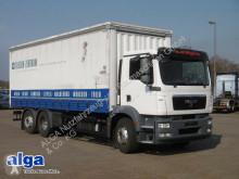 camion MAN 26.340 LL TGM,7,35 m. lang, mit MOFFETT M4 25.3!
