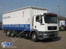 MAN 26.430 LL TGM, 7.320mm lang, Klima, Solo lKW truck