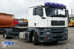 camion MAN 18.360 TGA, Fahrschulausführung, extra Pedale