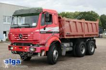 camion Mercedes 2544 SK, 6x4, Meiller, Schalter, Blattfederung!