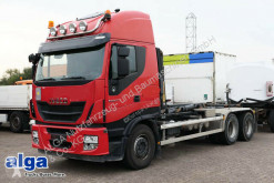 Iveco AS 260 S 500 6x4, Hyvalift, EEV, Luft LKW