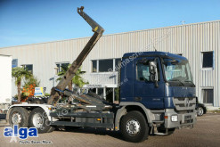 camion Mercedes 2536 L Actros, Meiller RK 20.67, 6x2, gelenkt