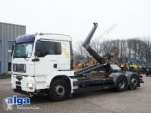 camião MAN 26.480 BL TGA, 6x2, Meiller RK 20.65