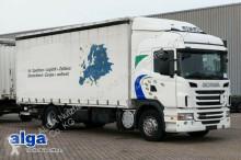 camion Scania G 420, 6x2, Edscha, Gardine, 7,3 m³. lang.