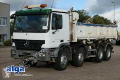 camion Mercedes 4141 K Actros 8x4, Meiller, Klima, 12m³