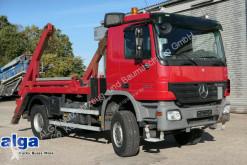 camion Mercedes 1836 AK 4x4, Hyvalift 14to., Euro 5, ALLRAD