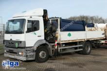 Mercedes 1823 Atego, 6 m. lang, Palfinger PK 12000 Kran truck