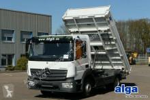 Mercedes 823 K Atego, 234 PS, Meiller, AHK, 3. Sitz! truck