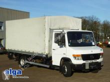 camion Mercedes 816D Vario T2, Werkstatt, Regal-System, LBW, AHK