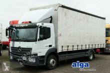 camion Mercedes 1224 L Atego, Euro 6, Gardine, LBW.