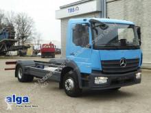 camion Mercedes 1221 L Atego, lbw vorbereitet, Luft,5.950mm lang