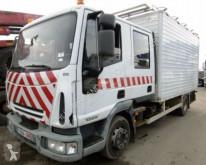 camión Iveco ML 100E18 DoKa 6-Sitzer DOPPEL KABINE