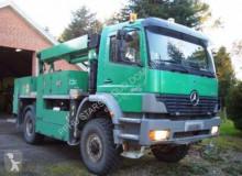 camião Mercedes 1823 4x4 18 M EURO 3 Arbeitsbühne Falck Schmidt
