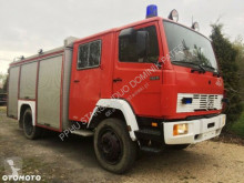 Mercedes 1120 4X4 Fire 2000 l Feuerwehr Unit 6 Person