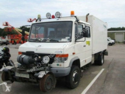 Mercedes 4x4 VARIO Schörling RAIL Two Way SchienenSERVICE