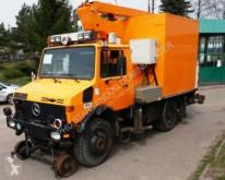 ciężarówka Unimog U 1200 T ZWEIWEGE WUMAG WG 120 RAIL way Schiene