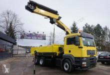 vrachtwagen MAN TGA 26.440 6x4x4 PALFINGER PK 29002 Kran Kipper
