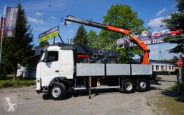 camion Volvo FH 420 6X2 PALFINGER PK 29002 Kran Cran