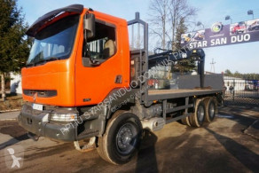 camion Renault Kerax 370 dci Hiab 144 BS-3 DUO Kran Cran