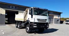 ciężarówka Iveco AD260T41 / 6x6 / Meiller / Boardmatic / Burty 1m / 09.2008 / Opony 90% / Nowe Akumulatory / Euro 5 / Manual / Niemieckie Auto / Import / Stan Bardzo Dobry