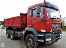 camion MAN TGA 26.480 / 6x4 / Retarder /