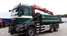 camion MAN 26.400 / HDS / 6X6 /