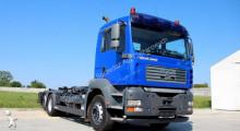 MAN TGA 26.430 / Hakowiec Meiiler / RK 20.70 / Manual / Stan Bardzo Dobry / Import Niemcy truck