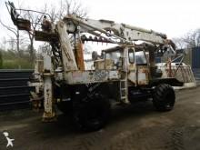 camion carrello perforatore usata