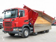 Scania G 420 8x4 4-Achs Kipper Bordmatik truck